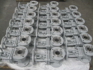 Russia Standard Z41H-16C pn16 GOST Cuniform steel gate valve pictures & photos