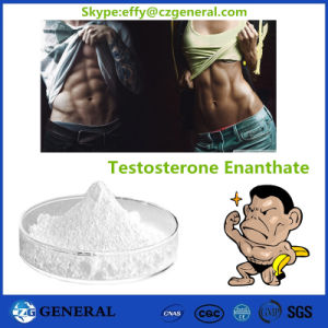 99% Purity Good Feedback Steroid Hormone Powder Testosterone Enanthate pictures & photos