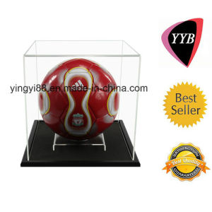 High Quality Acrylic Display Case for Football pictures & photos
