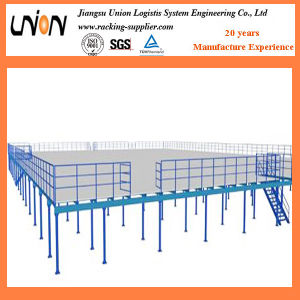 China Steel Platform Manufacturer Q235 Steel Structure Platform pictures & photos