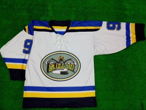 Healong Top Brand Customize Sublimation Ice Hockey Jersey pictures & photos
