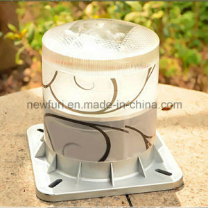 Solar Wall Lamp Garden Light with Many Appearance Patterns pictures & photos