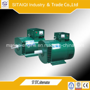 50Hz/60Hz St 24kw Single Phase Brush Alternator in Stock pictures & photos