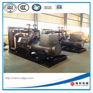 4-Stroke Engine Shangchai 550kw/687.5kVA Power Diesel Genset pictures & photos