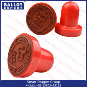 Se-Scs001 Good Quality Plastic Election Stamp