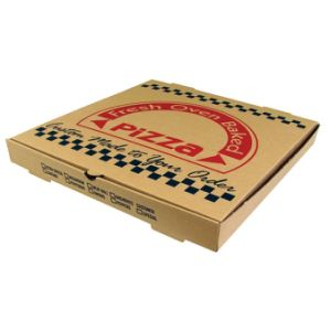 New Fashion Colorful Printing Corrugated Paper Cardbaord Pizza Boxes pictures & photos