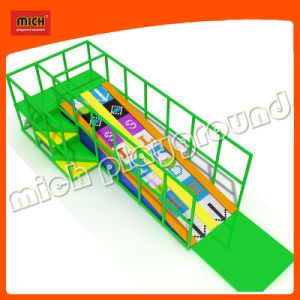 Indoor Soft Children Playground Equipment Slide pictures & photos
