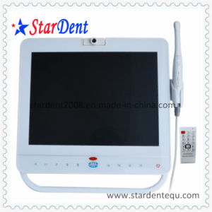Dental Equipment Wired 15 Inch LCD Monitor Dental Camera Intra Oral Camera with Holder pictures & photos