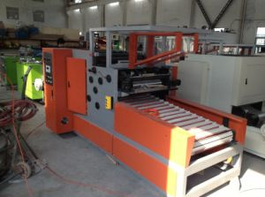 Aluminium Foil Slitting, Wrapping, Rewinding and Cutting Machine pictures & photos
