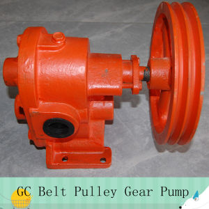 Belt Pulley Gear Pump pictures & photos