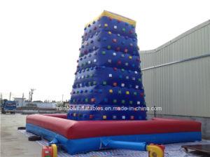 Inflatable Rock/Wall Climbings, Interactive Games, Commercial Climbing Walls, Climbing Games pictures & photos