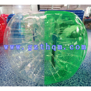 Color Transparent TPU Inflatable Bumper Ball/Adult Bumper Ball pictures & photos