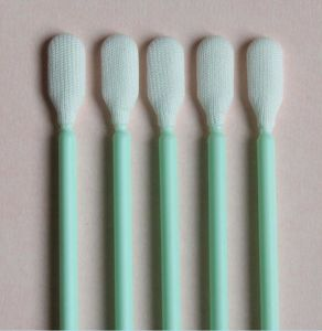 Microfiber Nylon Cleanroom Swab for Semiconductors Factory pictures & photos