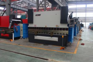 Da52s MB8 Sheet Metal Press Brake with Ce pictures & photos