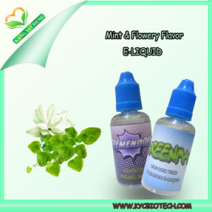 Kyc New Taste Mint&Flowery Flavor E-Liquid for E-Cig/Individual Packing 20ml