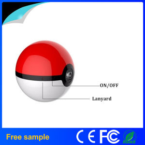 The 3rd/Third Generation 12000mAh cellular Battery Charger III Pokemon Go Pokeball Power Bank pictures & photos