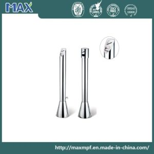Ash Tray Floor Standing Stainless Steel Smoker Pole pictures & photos