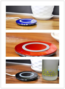 Qi Wireless Phone Charger Pad pictures & photos