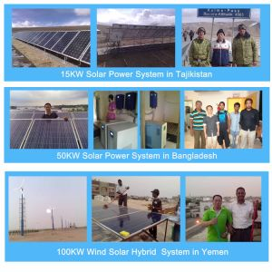 Home Solar System off Grid Solar Power System 2kw pictures & photos