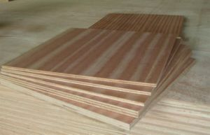 Hot! China Commercial Plywood pictures & photos