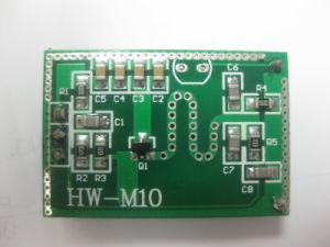 10.525GHz Microwave Doppler Radar Sensor Module (HW-M10) pictures & photos