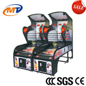 Classical Street Basketball Arcade Game Machine Amusement Lottery Ball Machine pictures & photos