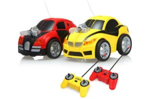 83009-Tiny Fighting IR Remote Control 2 Mode Robot Table Game Safe Game pictures & photos
