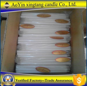 White Candles Household Candles Factory Selling Good Price and Quality pictures & photos