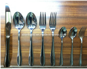 Stainless Steel Cutlery Set 090 pictures & photos