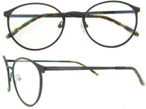 Old School Round Glasses Frame Men and Women Metal Optical Frames pictures & photos