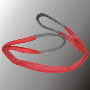 Polyester Eye to Eye Webbing Sling, Lifting Straps pictures & photos