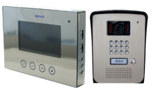 4.3 Inch Hands Free Color Video Door Phone pictures & photos