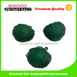 Watermelon Shape Polyester Nylon Foldable Bag pictures & photos
