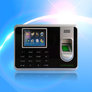 Desktop Biometric Time Attendance with Fingerprint Sensor (SSR report function) pictures & photos