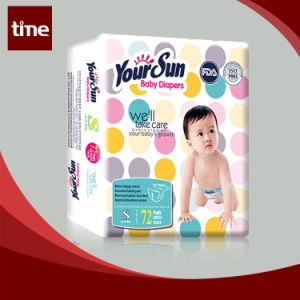Comfortable and Breathable Baby Diapers pictures & photos