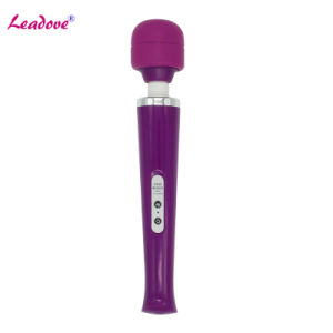 10 Speed Magic Wand Travel Massager AV Sex Vibrator pictures & photos