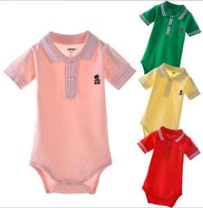 Cute Baby Clothes Pure Cotton Soft Baby Romper pictures & photos