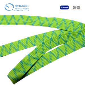 New Design High Quality Garment Use Felt Elastic Tape pictures & photos