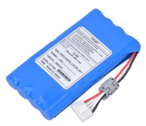 Replacement Vital Signs Monitor / ECG Battery for Fukuda Fx-7402 pictures & photos