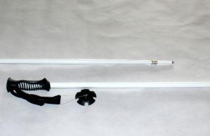 Double Color TPR Plastic Grip Aluminum 6061 Ski Pole (MW2014) pictures & photos