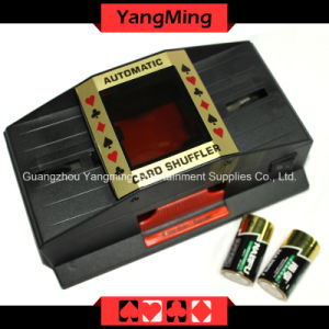 Baccarat Texas Poker Card Shuffler (YM-CS01) pictures & photos
