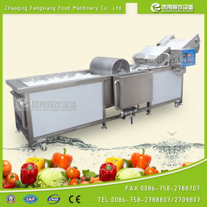 Food Fresh Vegetable Washing Cleaning Machine, Automatic Production Line Washer pictures & photos