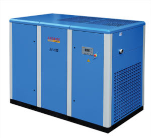 Sf132kw/180HP August Variable Frequency Screw Air Compressor pictures & photos