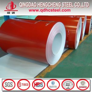 Dx51d+Z Construction Applied Color Coated Galvanized Steel Coil pictures & photos