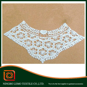 Hot Sell Bridal Dress Collar Lace Trimming for Decoration pictures & photos