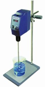 LCD Digital Overhead Stirrer, with Universal Plate Stand Stirrer pictures & photos