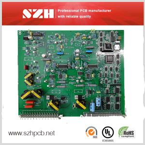 Gate Control Fr4 6 Layers HASL PCB PCBA pictures & photos