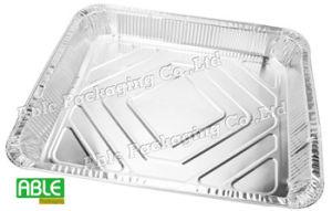 Aluminum Foil Gas Stove Round Foil Liners pictures & photos