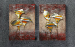 3D Visual Oil Painting & Aluminum Relievo for Home Decor pictures & photos