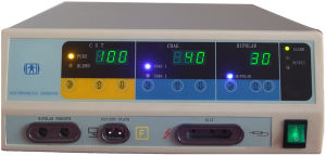Electro Surgical Unit 300 400watt Cautery, Hi Frequency Cautery, Electrosurgical Unit pictures & photos
